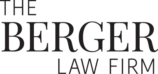the berger law firm logo